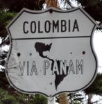 Picking up the Panamericana in South America.
