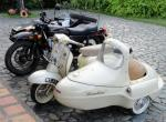 Sidecars come in all shapes and sizes.