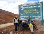 A new Ural altitude record?