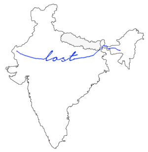 Lost Map